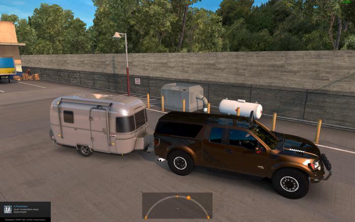 Trailer Bambi Trailer Rta For Ford F150 Svt Raptor V2 0