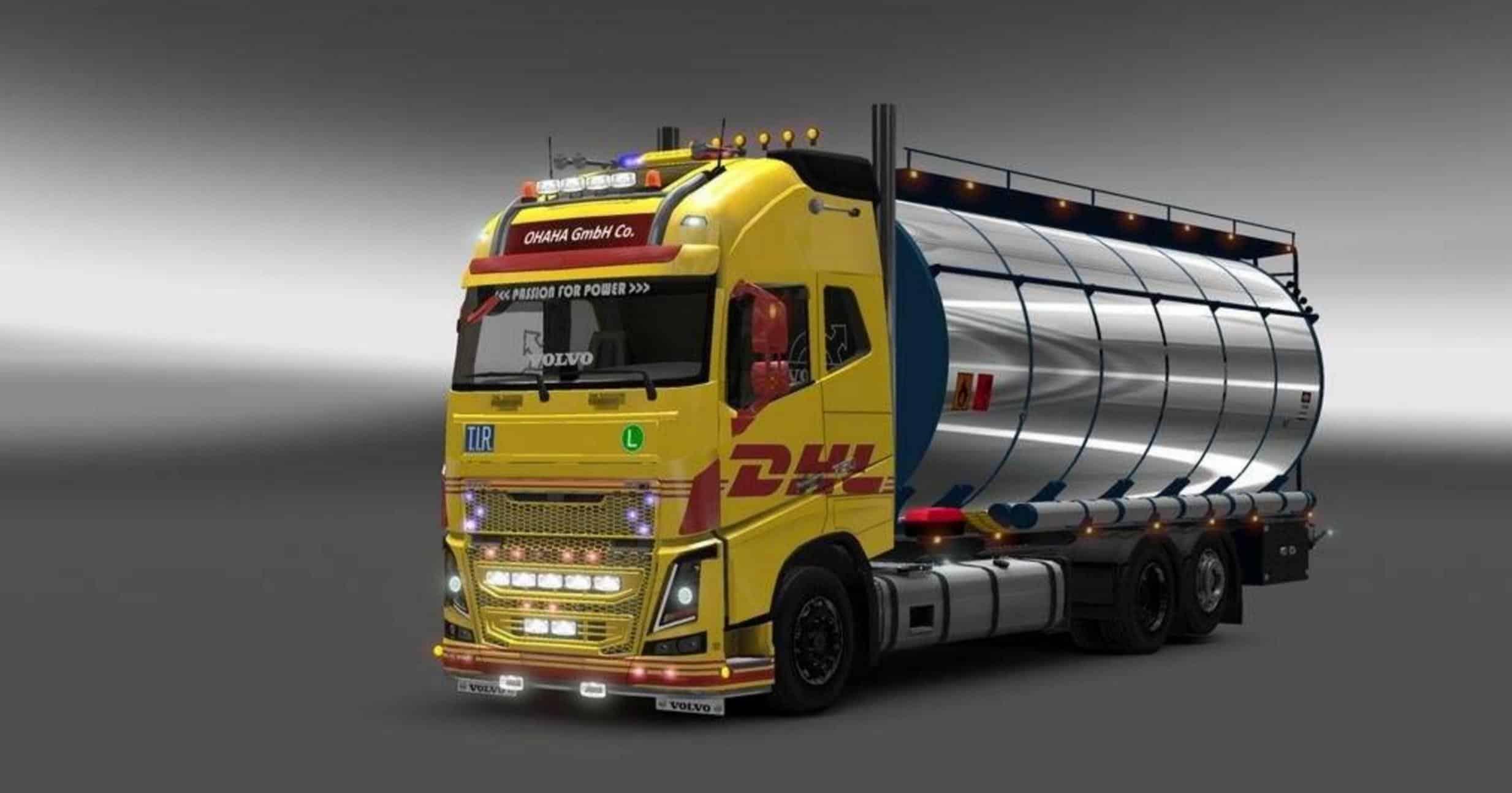 Volvo Fh 2013 Ohaha Port V2 1 Truck
