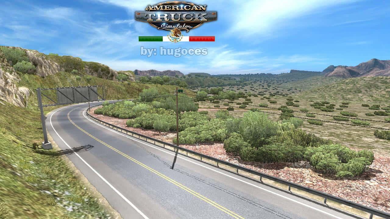 Viva Mexico Map v 1 0 (Baja California Sur) Project ATS