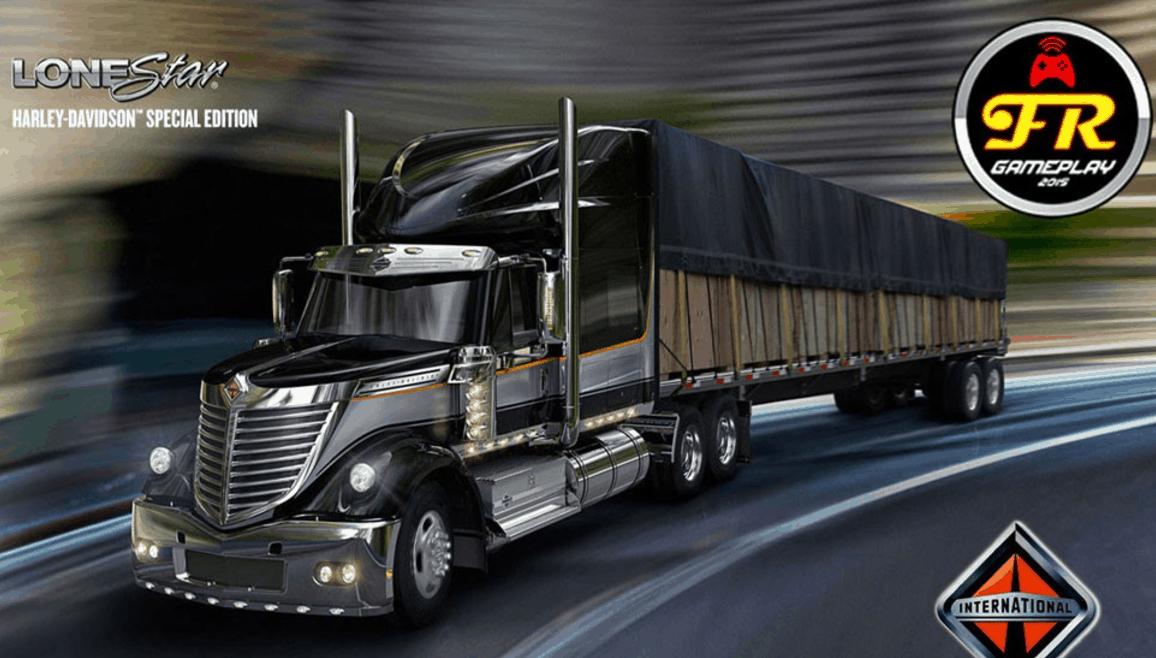 International Lonestar v 2.3.2 Truck