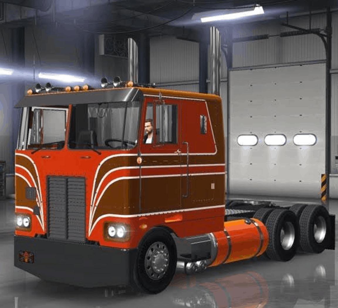 Peterbilt 352 v 1.1 Truck
