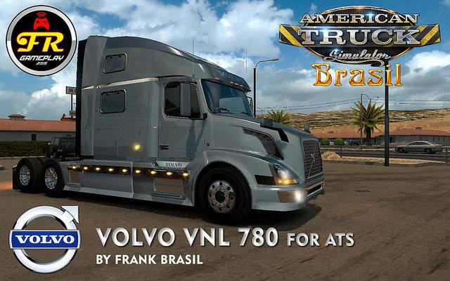 VOLVO VNL 780 REWORKED V2 8 FOR V1 5 X BY FRANK BRASIL ATS