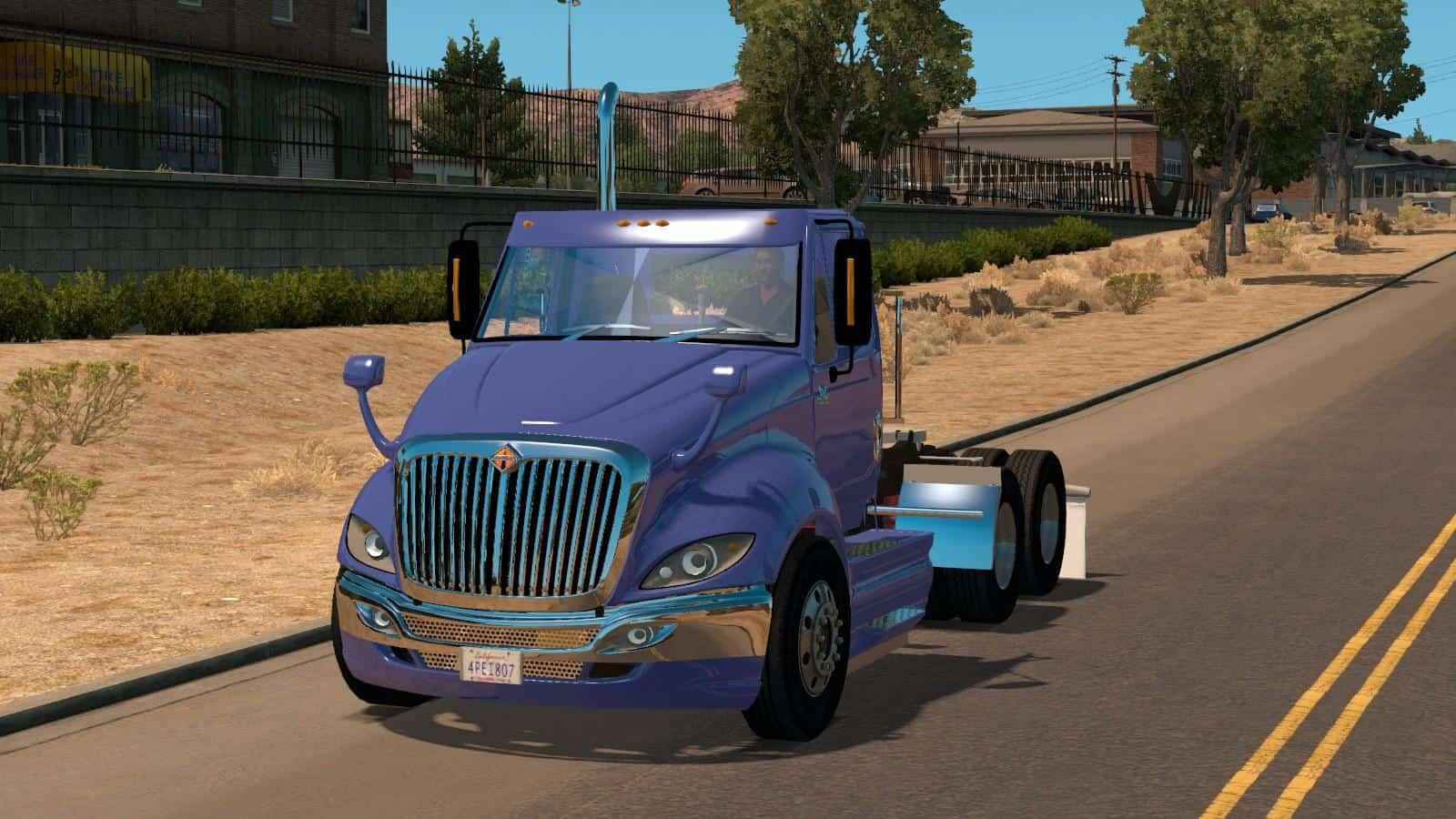 International Prostar Duty Day Truck American Truck Simulator Mod Ats Mod