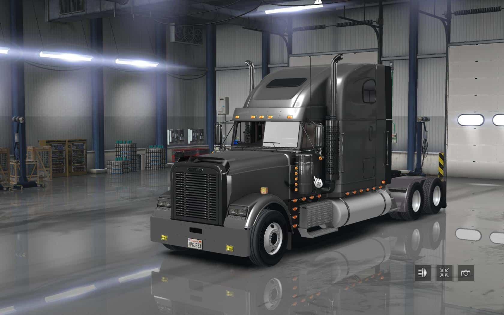Trucks Pack Mod V1 5 Ats American Truck Simulator Mod