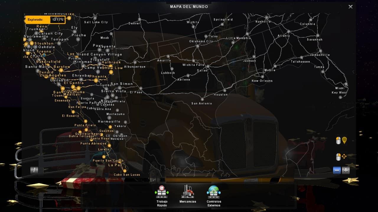 Viva Mexico Map 2.1.1 Fix + Coast to Coast Comapatible   American