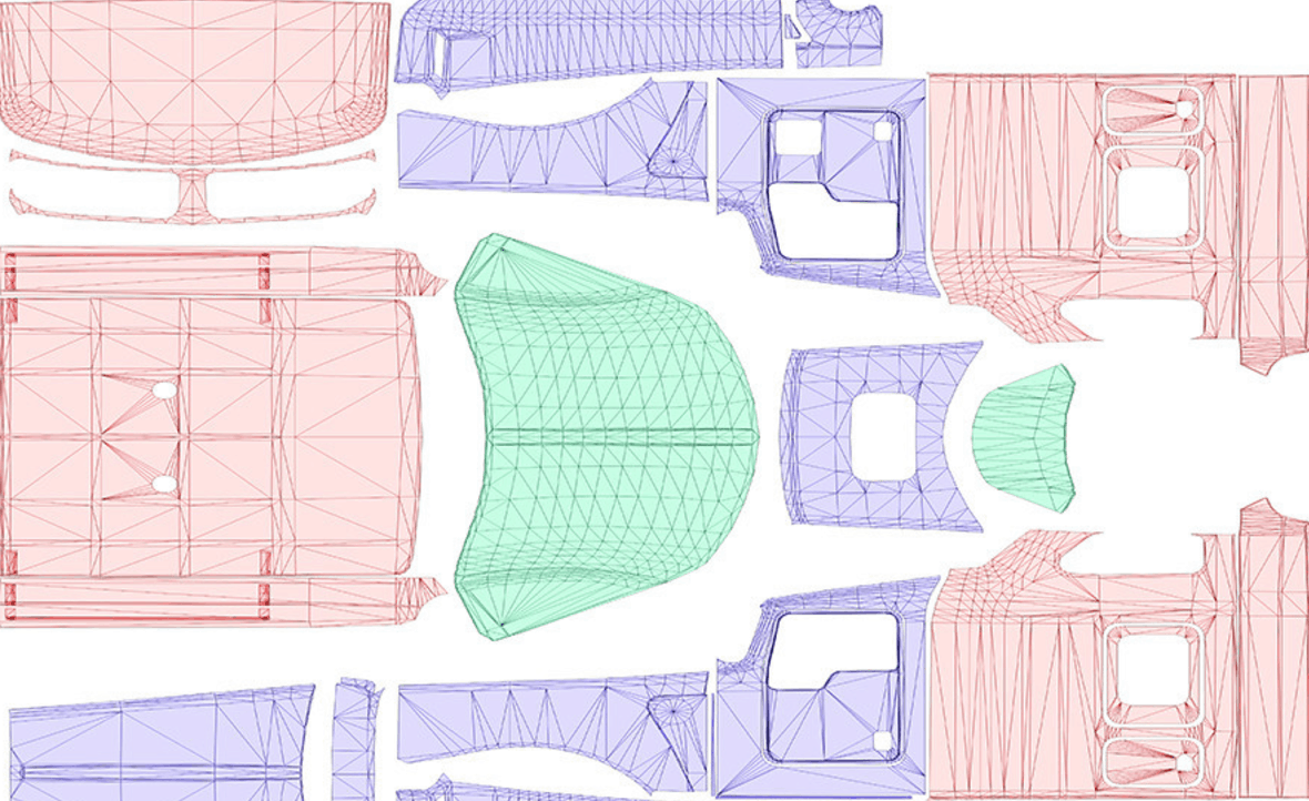 kenworth w900 template ats american truck simulator mod ats mod