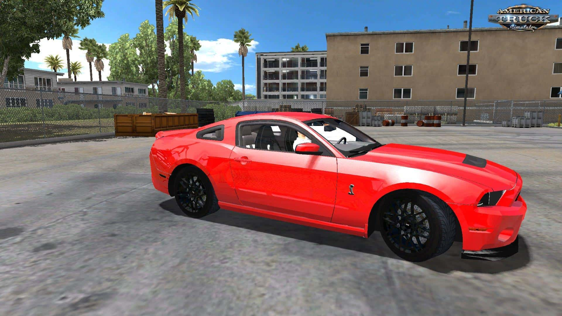 ford mustang shelby gt500 beta v1 0 ats american truck. Black Bedroom Furniture Sets. Home Design Ideas