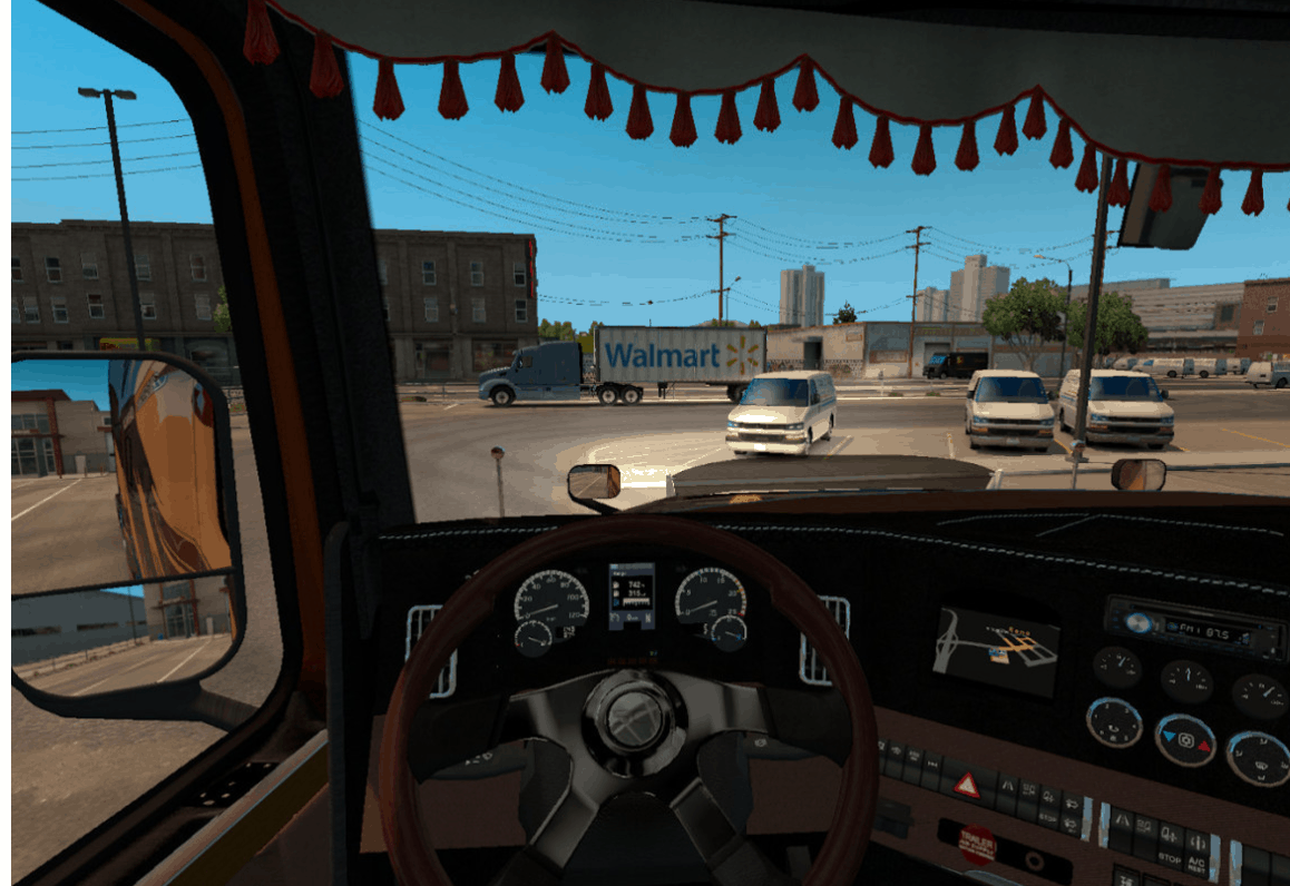 Freightliner Cascadia 2018 version3 9 3 ATS - American Truck