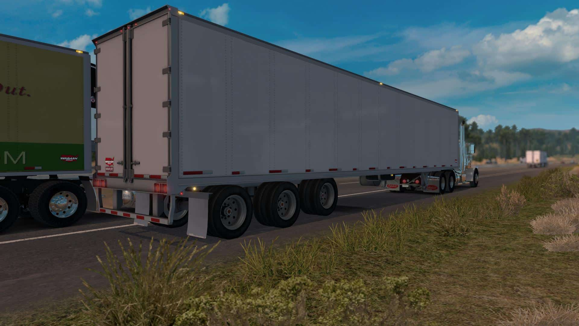 Ontario Truck Parts >> FS17 WABASH DURAPLATE 3AXLES V1.2 - American Truck Simulator mod | ATS mod