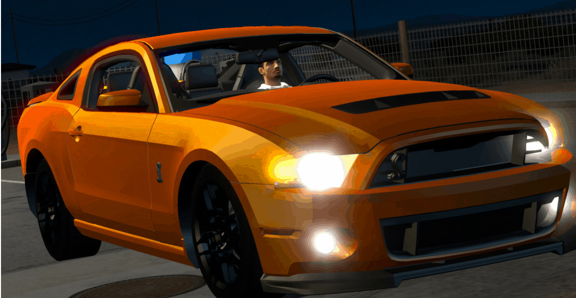 Ford Mustang Shelby Gt500 Ats American Truck Simulator