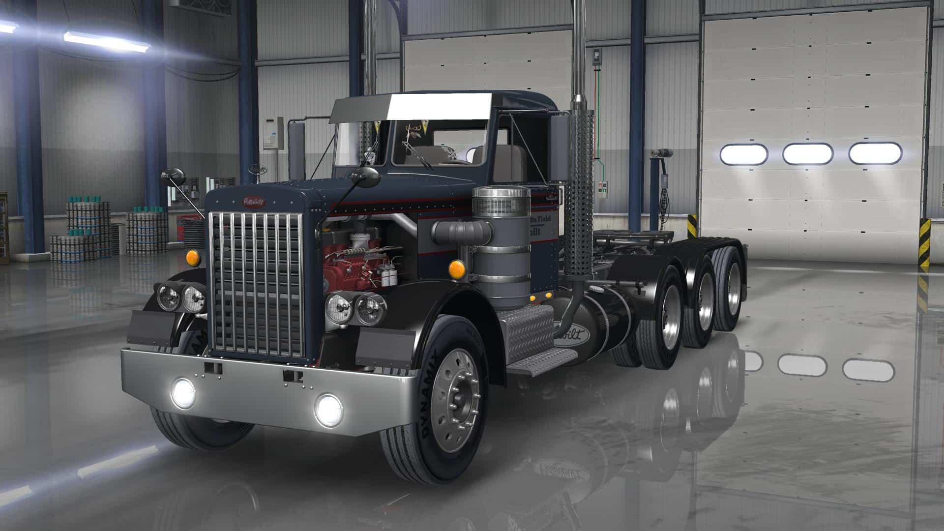Peterbilt 281 351 Mtg 2 0 1 6 X 1 6 1 8s Truck