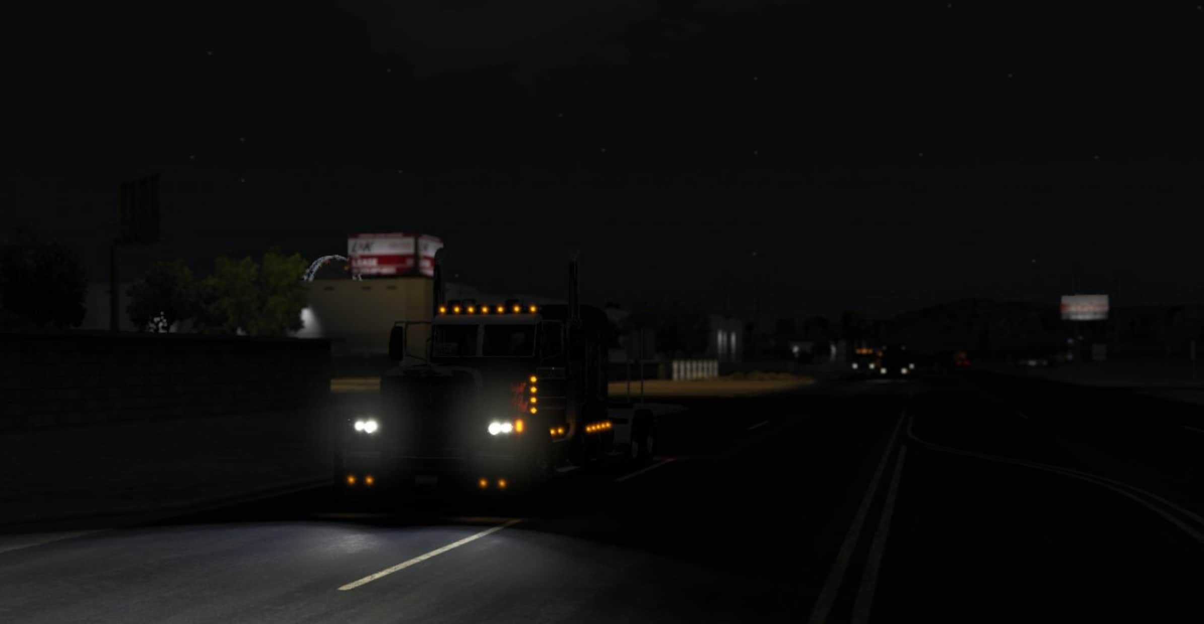 Realistic Graphics Mod v 1 7 1 – by Frkn64 for ATS