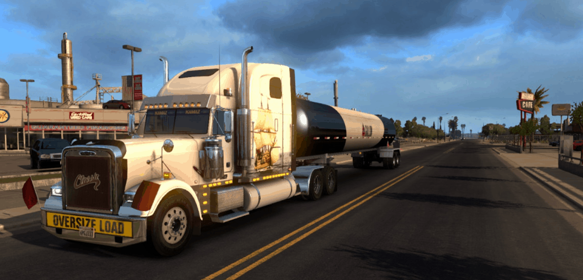 Freightliner Classic XL v 4 7 0 for ATS [1 28 x] mod
