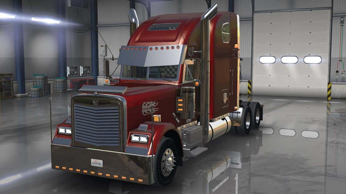 Freightliner Classic Xl V4 7 5 Ats American Truck