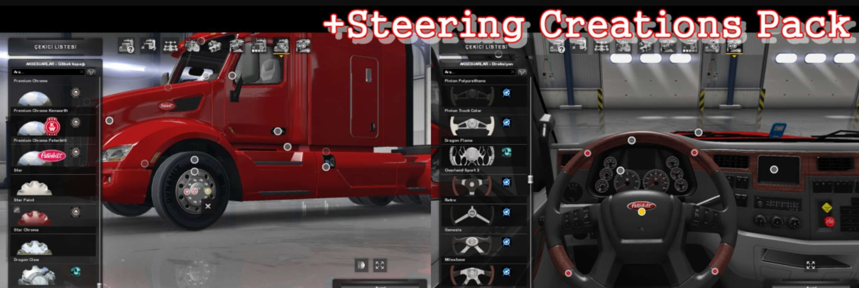 Unlock All Parts 1 29x Mod - American Truck Simulator mod