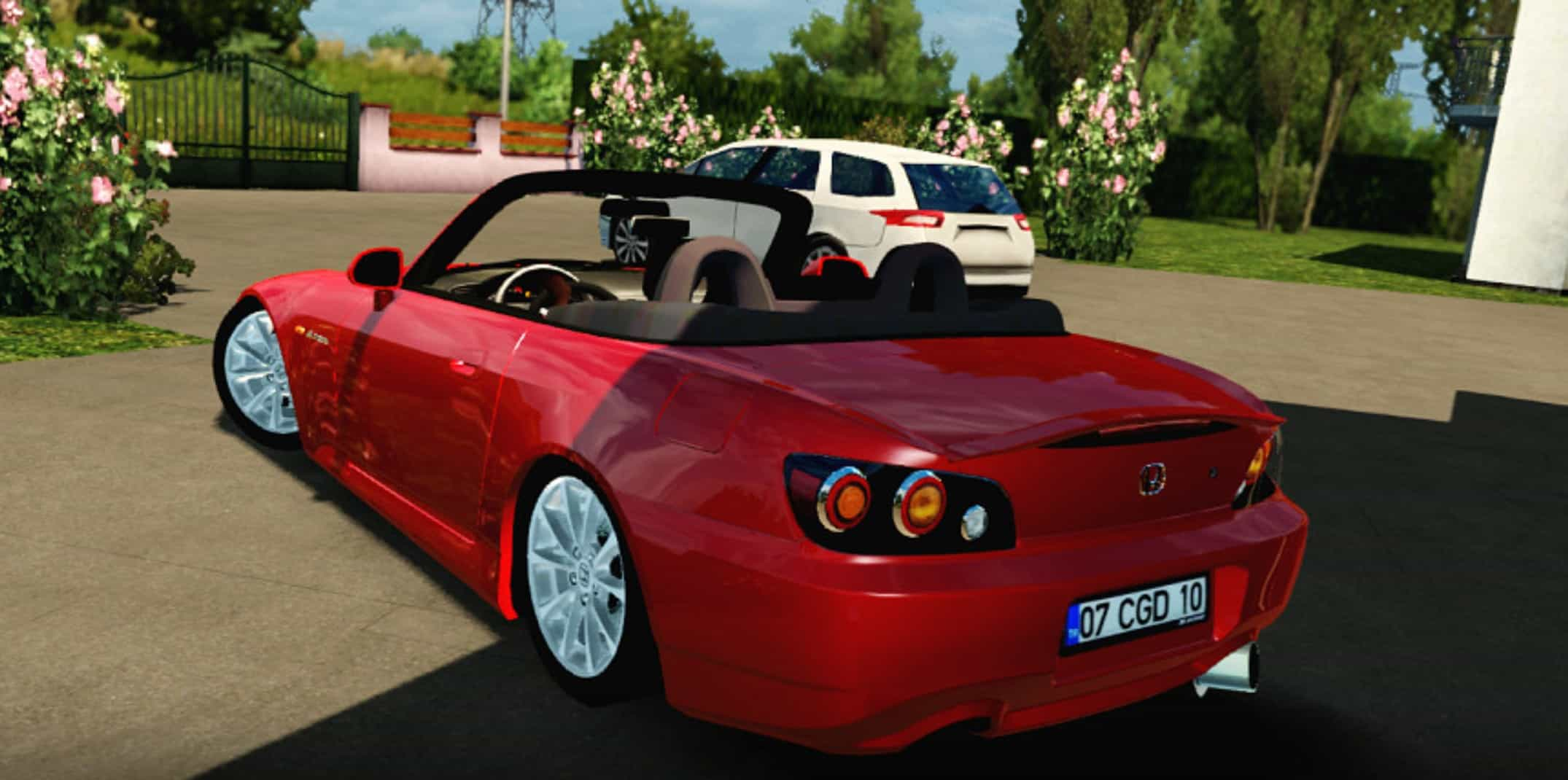 honda s2000 mod american truck simulator mod ats mod. Black Bedroom Furniture Sets. Home Design Ideas