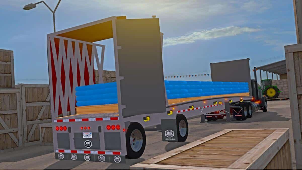 U S TRAILER PACK V1 2 1 30 ATS - American Truck Simulator