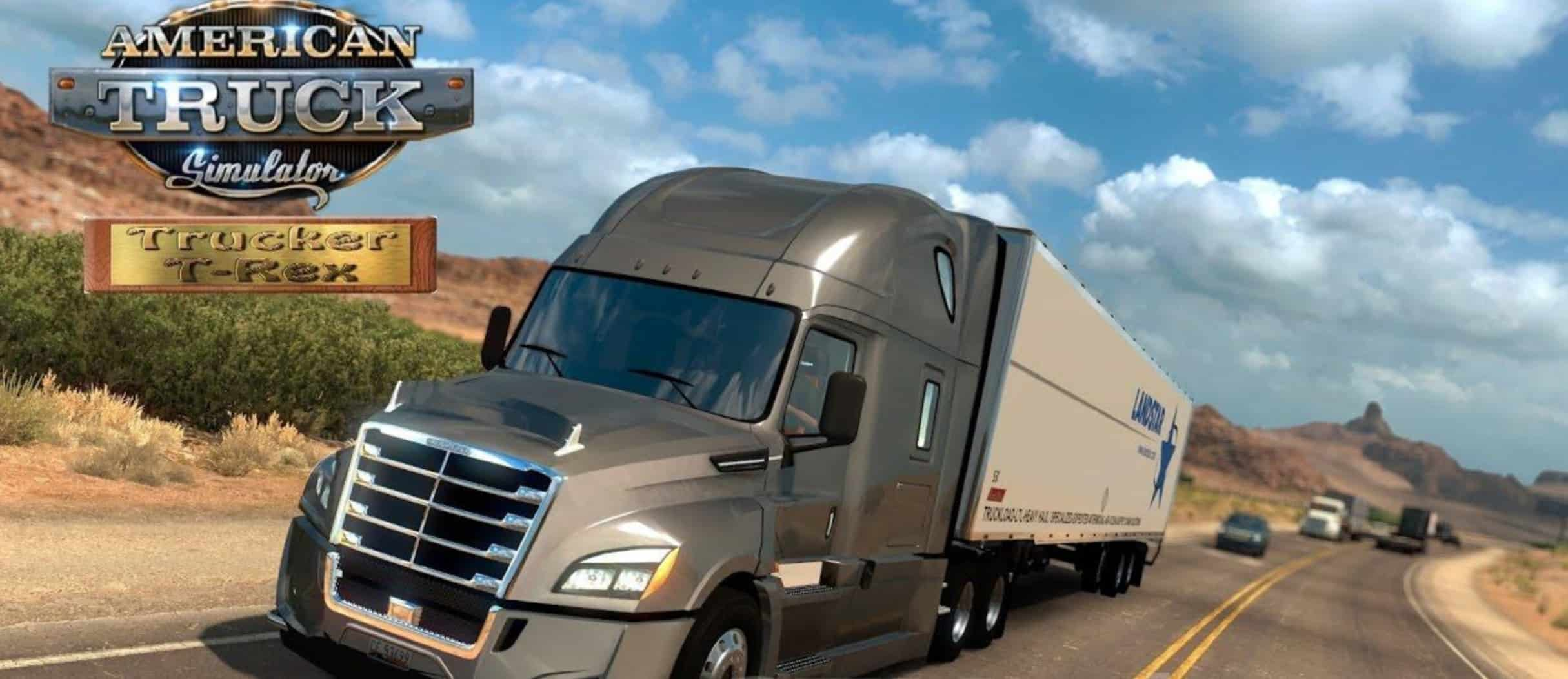 freightliner cascadia 2018 truck v4 5 ats american truck. Black Bedroom Furniture Sets. Home Design Ideas