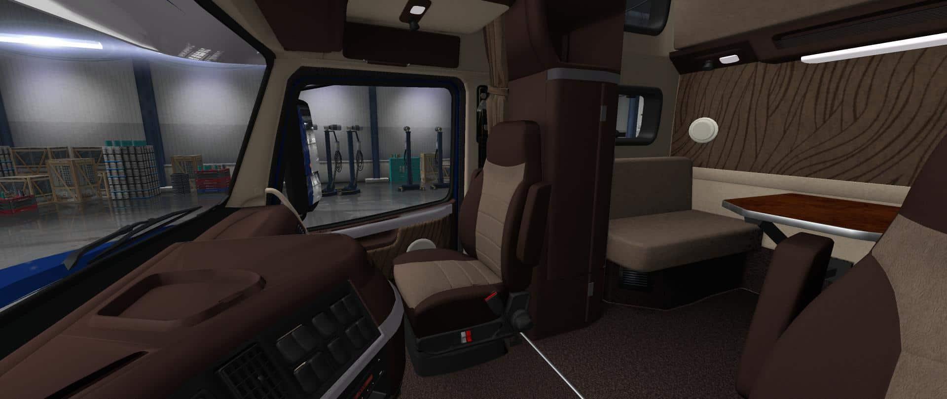 VOLVO VNL TRUCK SHOP UPD 26.04.18 (1.31) ATS - American Truck Simulator mod | ATS mod