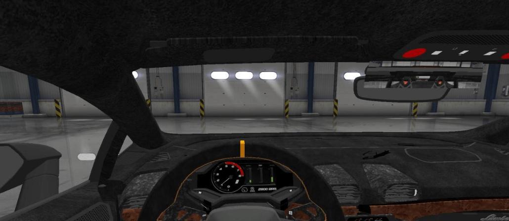 Lamborghini Huracan v1 0 ATS - American Truck Simulator mod