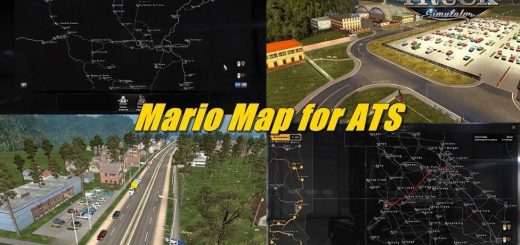 VIVA MEXICO MAP v2 4 4 (new update + all extras) 1 31 x ATS