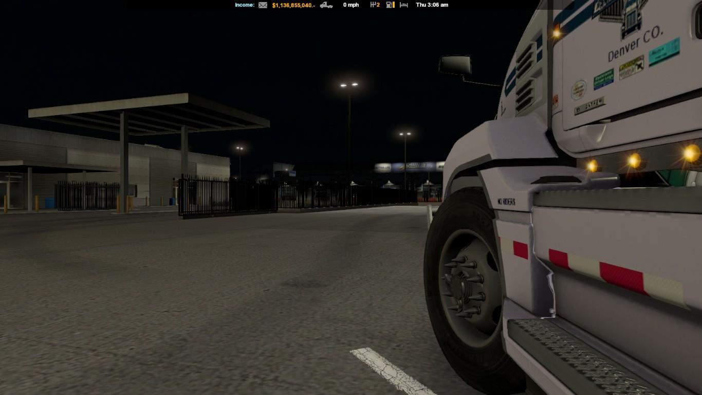 Uncle D Logistics Vtc Mack Anthem V1 32 Mod American