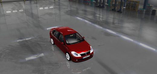 TRUCKS PHYSICS V1 3 - American Truck Simulator mod | ATS mod