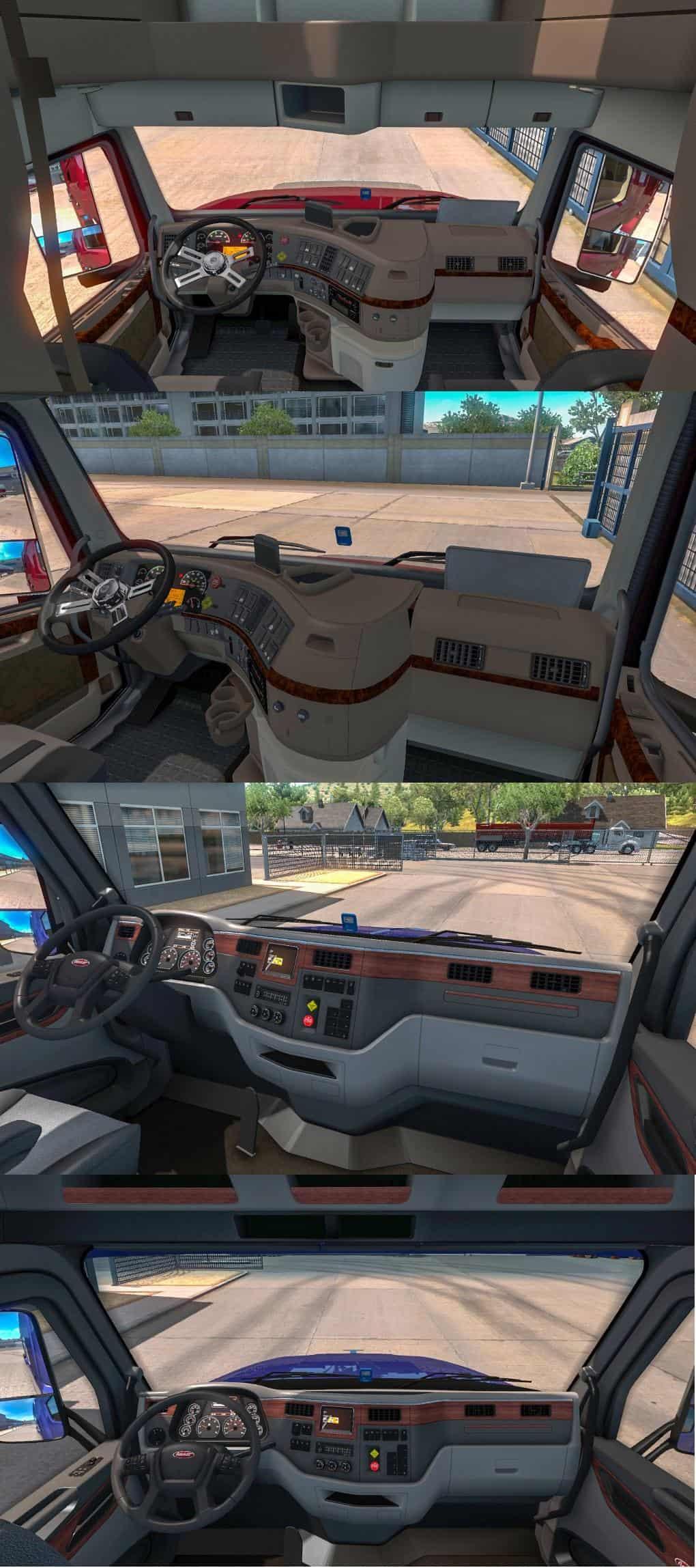 Seat Adjustment No Limits update v2 1 - American Truck