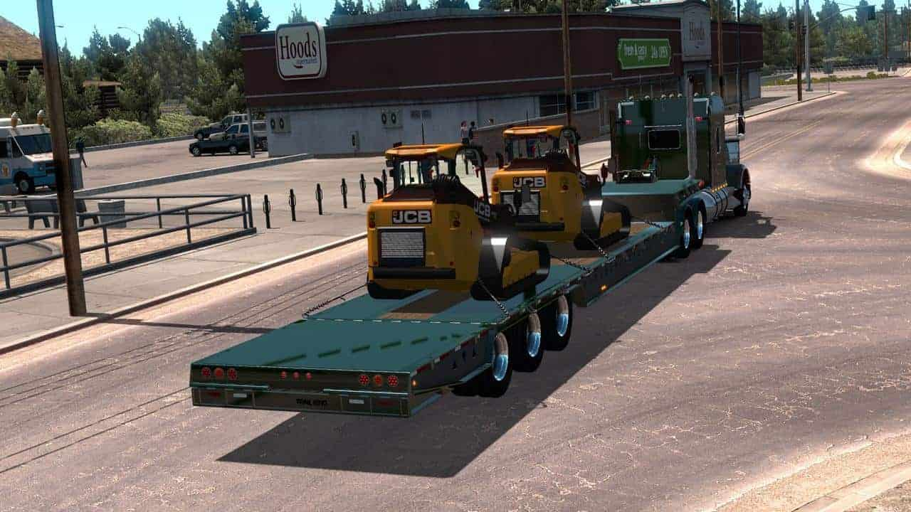 Trailking Dovetail Ownable 1 33 x Trailer ATS - American Truck
