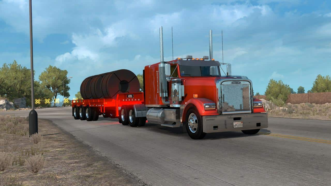 Top Five Ats Truck Mods 1 34 - Circus