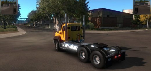 ATS XP Cheat Mod for ATS - American Truck Simulator mod