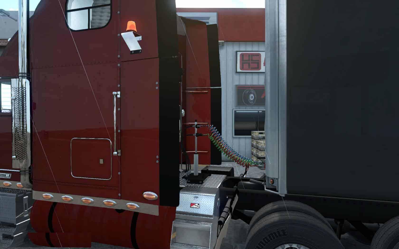 Freightliner Classic XL Truck 1 34 x ATS - American Truck