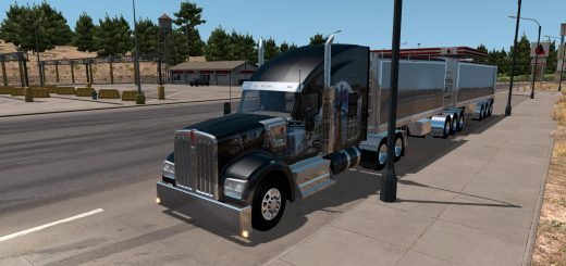 Ats Trailer Mods American Truck Simulator Trailers Mod Download