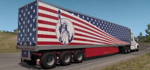 ATS Trailer mods | American Truck Simulator Trailers mod download