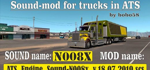 SCS - American Truck Simulator mods | ATS mods