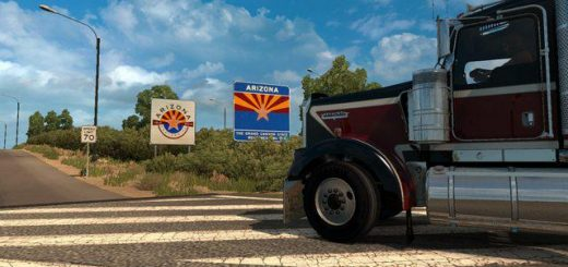 ATS Maps mods | American Truck Simulator Map mod download