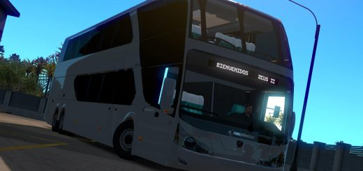 ATS Bus mods | American Truck Simulator Bus mod download