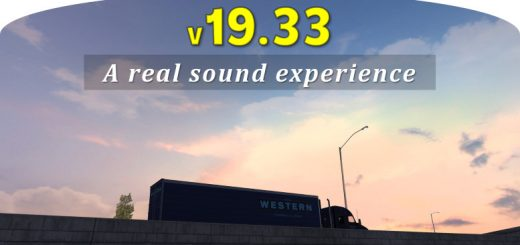 ATS Sounds mods | American Truck Simulator Sound mod download