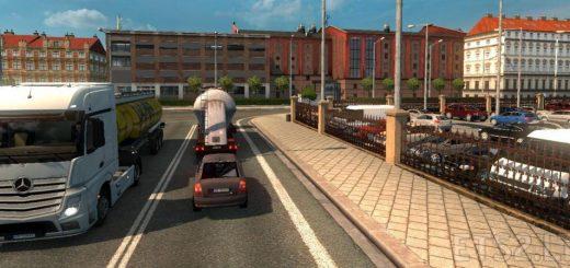ICRF REWORKED V1 35 X Mod - American Truck Simulator mod