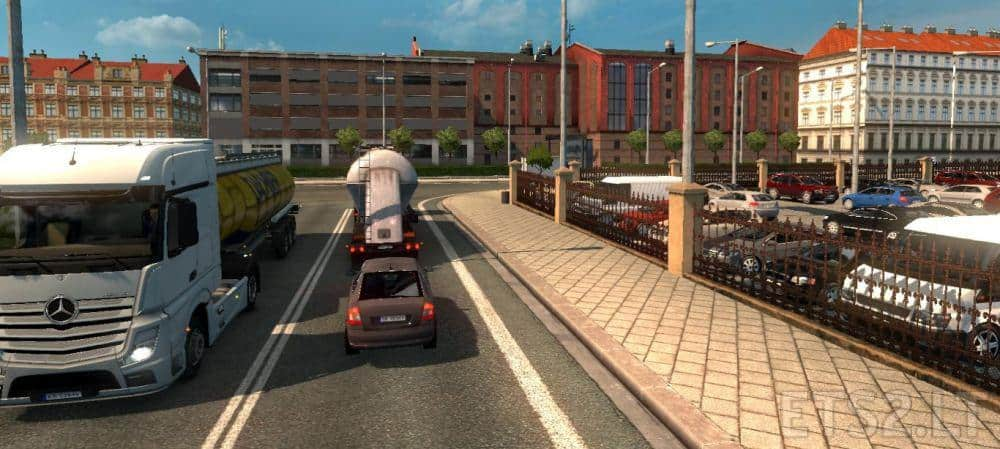POLAND DETAIL ADDING 1 35 X ETS2 - American Truck Simulator