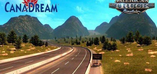 ATS Maps mods | American Truck Simulator Map mod download