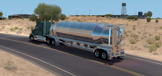 ATS Trailer mods | American Truck Simulator Trailers mod