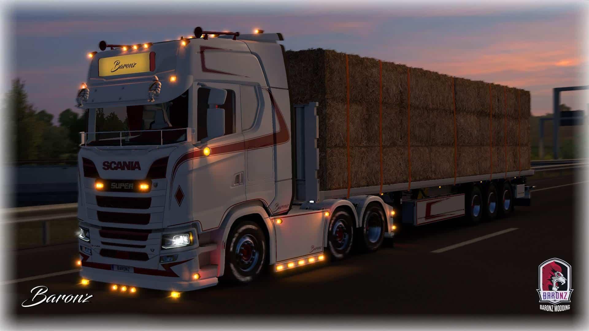 American Truck Simulator mod | ATS mod