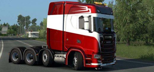 ETS2 Skins | Euro Truck Simulator 2 Skins Mods