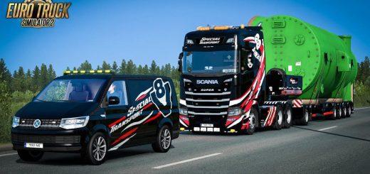 ETS2 Trailers | Euro Truck Simulator 2 Trailers Mods