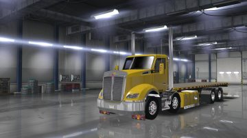 KENWORTH T610 MULTI CHASSIS 1 36 TRUCK - American Truck